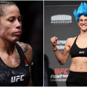Лиз Кармуш и Роксанн Модаффери проведут бой на UFC San Antonio