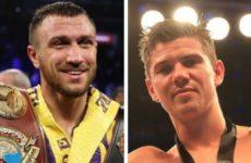 Официально: Василий Ломаченко и Люк Кэмпбеллразыграют вакантный титул WBC