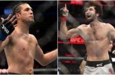 Поединок Ортеги и Магомедшарипова вероятнее состоится в рамках UFC 240