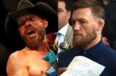 Вице-президент UFC о возможном поединке Конор МакГрегор – Дональд Серроне