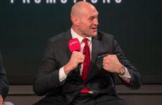 Тайсон Фьюри рассказал о важности победы над Владимиром Кличко