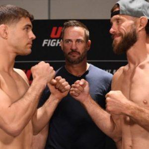 Бойцы UFC сделали прогноз на бой Эл Яквинта – Дональд Серроне на UFC Fight Night 151
