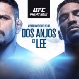 Файткард турнира UFC Fight Night 152