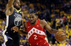 Лучшие моменты Голден Стейт Уорриорз — Торонто Репторс. NBA. 14.06.19