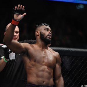 Видео боя Бевон Льюис – Даррен Стюарт UFC 238