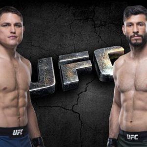 Видео боя Дрю Добер — Марко Поло Рейес UFC on ESPN 3