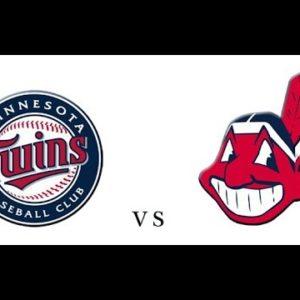 Прямая трансляция Кливленд Индианс — Миннесота Твинс. MLB. 05.06.19