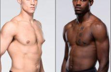 Видео боя Кевин Холлэнд — Алессио Ди Кирико UFC Fight Night 154