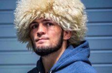 Хабиб Нурмагомедов о конфликте на границе Чечни и Дагестана