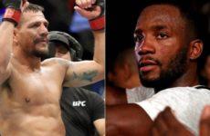 Леон Эдвардс и Рафаэль Дос Аньос встретятся на турнире UFC в Сан-Антонио