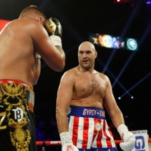 Бойцы MMA о бое Тайсона Фьюри