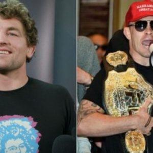 Бен Аскрен рассказал когда ожидает титульного шанса в UFC