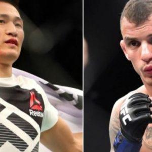 Стали известны мнения бойцов MMA на поединок «Корейского Зомби» и Ренато Мойкано