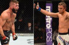 Стало известно, что бой Джереми Стивенса и Брайана Ортеги мог возглавить кард турнира UFC в Сан-Антонио