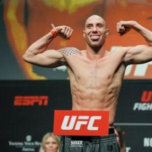 Бой между Джеймсом Виком и Полом Фелдером добавлен в кард UFC в Сан-Антонио