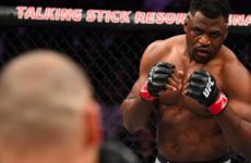 Фрэнсис Нганну хочет перейти в бокс