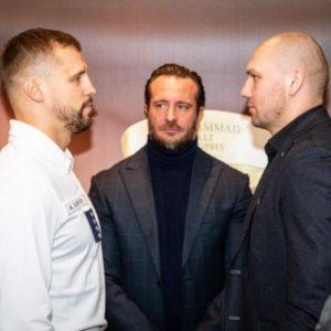 Майрис Бриедис готов к реваншу с Кшиштофом Гловацки