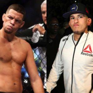Нейт Диас назвал Энтони Петтиса самым зрелищным бойцом в UFC