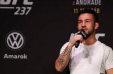 Педро Муньоз заявил, что у него нет недооценки Алджамейна Стерлинга