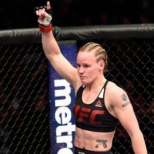 Валентина Шевченко полностью готова к UFC 238