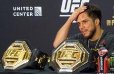 Генри Сехудо хочет более выгоный финансово контракт с UFC