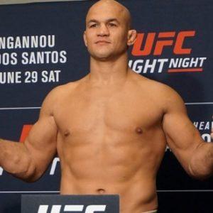 Результаты взвешивания турнира UFC on ESPN 3: Фрэнсис Нганну - Джуниор Дос Сантос