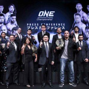ONE Championship хотят в 2020 году провести турнир в США