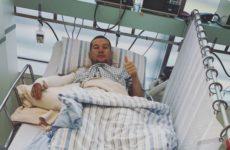 Петр Ян перенес операцию на руке