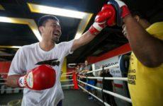 Роберт Гарсия считает, что Кит Турман может победить Мэнни Пакьяо