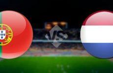 Лучшие моменты Португалия — Нидерланды. Футбольная Лига Наций. 10.06.19