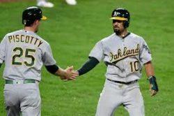 Прямая трансляция Тампа-Бей Рейз - Окленд Атлетикс. MLB. 12.06.19