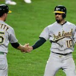 Прямая трансляция Тампа-Бей Рейз — Окленд Атлетикс. MLB. 12.06.19