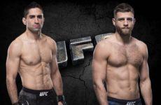 Видео боя Рикардо Ламас – Келвин Каттар UFC 238