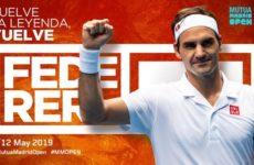 Прямая трансляция Роджер Федерер — Роберто Баутиста-Агут. ATP. Галле. 21.06.19
