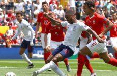 Лучшие моменты Швейцария — Англия. Лига Наций. 09.06.19
