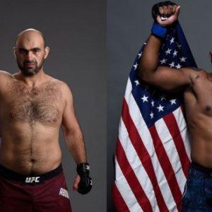 Шамиль Абдурахимов проведет бой против Кертиса Блейдса на UFC 242