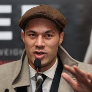 Джозеф Паркер: «Усик — великий боксер»