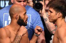 Деметриус Джонсон о сенсационной победе Генри Сехудо на UFC 238
