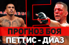 Прогноз и полный обзор на поединок Нейт Диас — Энтони Петтис UFC 241, 17.08.2019