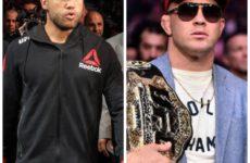 Колби Ковингтон и Робби Лоулер проведут бой на UFC on ESPN 5