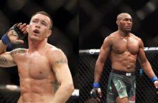 Колби Ковингтон: «Руководство UFC должно отобрать титул у Камару Усмана»