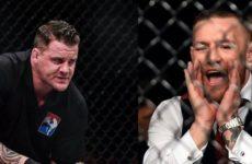 Конор МакГрегор продолжает атаковать рефери UFC Марка Годдарда