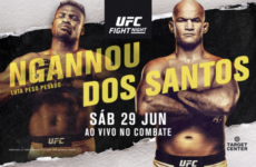 Прямая трансляция UFC Fight Night 155: Фрэнсис Нганну — Джуниор Дос Сантос