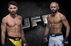 Видео боя Александр Пантойа – Дейвезон Фигередо UFC 240