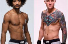Видео боя Алекс Касэрес — Стивен Питерсон UFC on ESPN 4