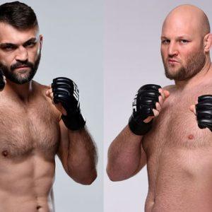 Видео боя Андрей Орловский — Бэн Ротвелл UFC on ESPN 4