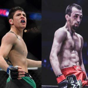 Слухи: Аскар Аскаров - Брэндон Морено проведут бой на турнире UFC в Мехико