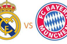 Прямая трансляция Бавария Мюнхен — Реал Мадрид. Международный Кубок Чемпионов. 21.07.19