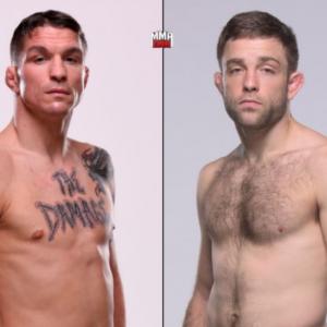 Видео боя Даррен Элкинс — Райан Холл UFC on ESPN+ 13
