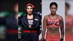 Видео боя Джулия Авила — Пэнни Кианзад UFC 239